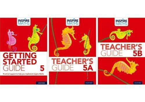 9780198358480: Inspire Maths: Year 5 Teacher's Pack