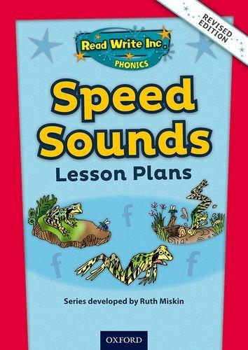9780198358541: Read Write Inc.: Phonics: Speed Sounds Lesson Plans Handbook