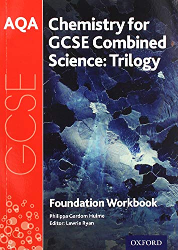 9780198359357: AQA GCSE Chemistry for Combined Science (Trilogy) Workbook: Foundation