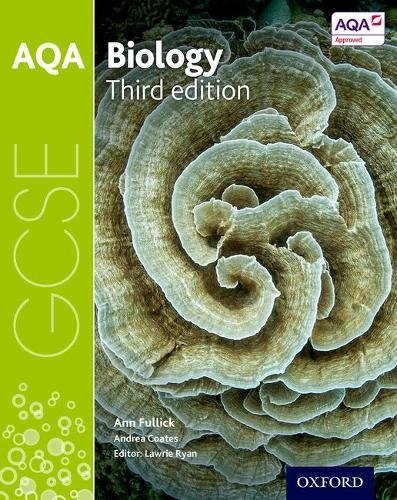 A Level Biology for OCR A Student Book Answers