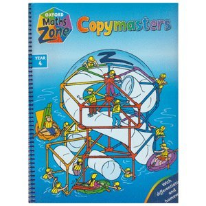 9780198360643: Oxford Maths Zone: Copymasters Year 4