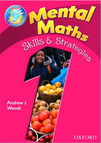 9780198360933: Maths Inspirations: Y1/P2: Mental Maths Skills and Strategies: Teacher's Notes