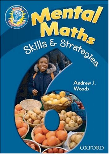 9780198360988: Maths Inspirations: Y6/P7: Mental Maths Skills and Strategies: Teacher's Notes