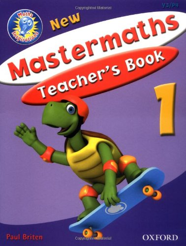 9780198361107: Maths Inspirations: Y3/P4: New Mastermaths: Teacher's Book