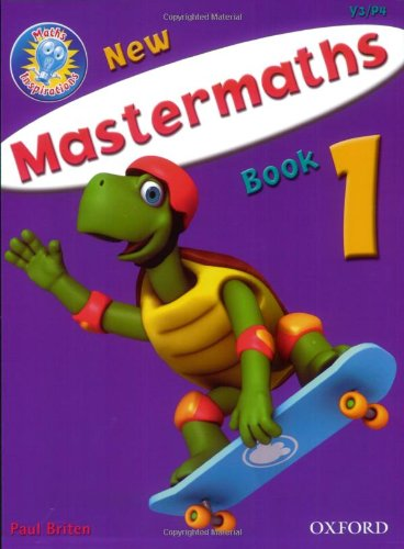 Maths Inspirations: Y3/P4: New Mastermaths: Pupil Book: Briten, Paul