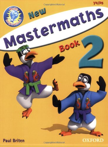 9780198361138: Maths Inspirations: Book 2: Y4/P5: New Mastermaths: Pupil Book