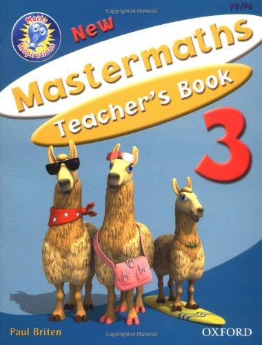 9780198361145: Maths Inspirations: Y5/P6: New Mastermaths: Teacher's Book: 3