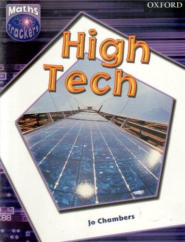 9780198361497: Maths Trackers: Tiger Tracks: High Tech