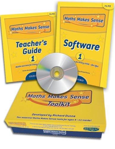 9780198362500: Maths Makes Sense: Year 1: Teacher's Kit