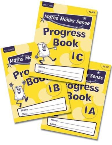 9780198362654: Maths Makes Sense: Year 1: Easy Buy Pupil Kit
