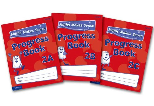 9780198362692: Maths Makes Sense: Y2: ABC Progress Books Mixed Pack