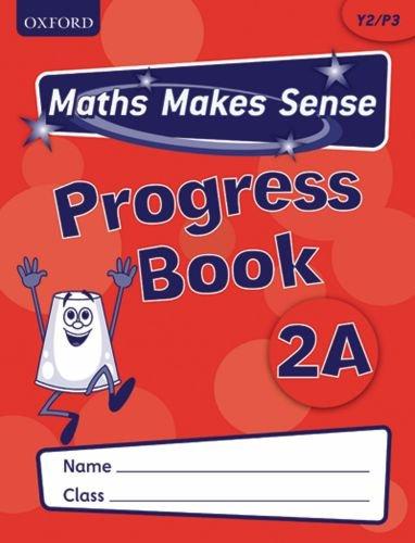 9780198362708: Maths Makes Sense: Y2: A Progress Book Pack of 10