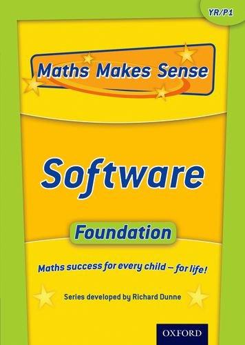 Maths Makes Sense: Foundation: Software Multi User: Richard Dunne, Carrie Dunne