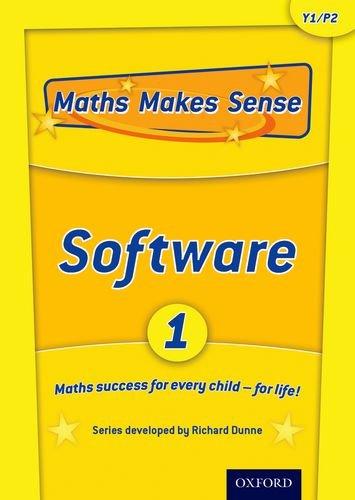 Maths Makes Sense: Y1: Software Multi User: 1: Richard Dunne, Carrie Dunne