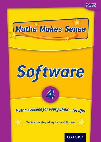 Maths Makes Sense: Y4: Software Multi User: Richard Dunne, Carrie Dunne