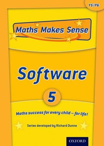 Maths Makes Sense: Y5: Software Multi User: Richard Dunne, Carrie Dunne