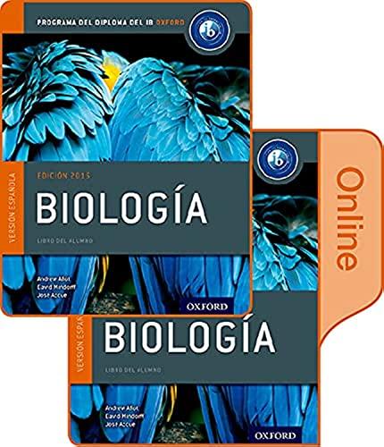 9780198364085: Biologia: Libro del Alumno Conjunto Libro Impreso y Digital En Linea: Programa del Diploma del IB Oxford