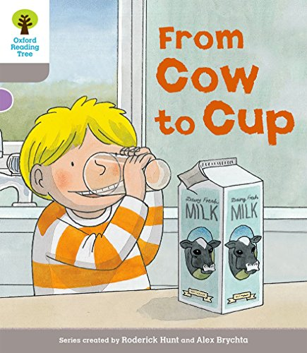 9780198364283: Oxford Reading Tree Biff, Chip and Kipper Stories Decode and Develop: Level 1: From Cow to Cup