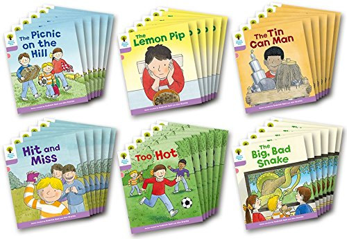 Oxford Reading Tree Biff, Chip and Kipper Stories Decode and Develop: Level 1+: Level 1+ More B ...