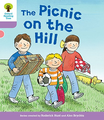 9780198364320: Oxford Reading Tree Biff, Chip and Kipper Stories Decode and Develop: Level 1+: The Picnic on the Hill