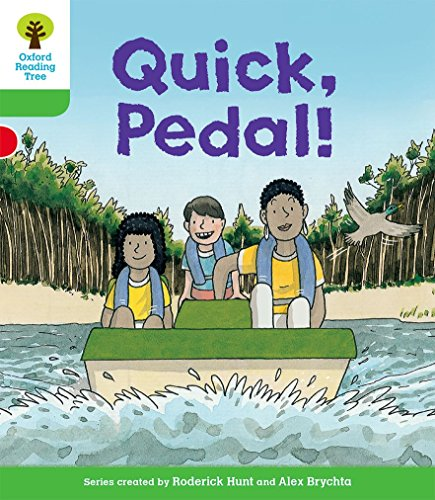 9780198364405: Oxford Reading Tree Biff, Chip and Kipper Stories Decode and Developquick, Pedal! Level 2