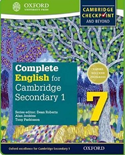9780198364658: Complete English for Cambridge IGCSE secondary 1. Student's book. Per la Scuola media. Con espansione online (Vol. 7): Cambridge Checkpoint and beyond