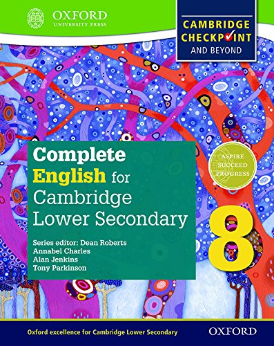 9780198364665: Complete English for Cambridge Secondary 1 Student Book 8: For Cambridge Checkpoint and beyond