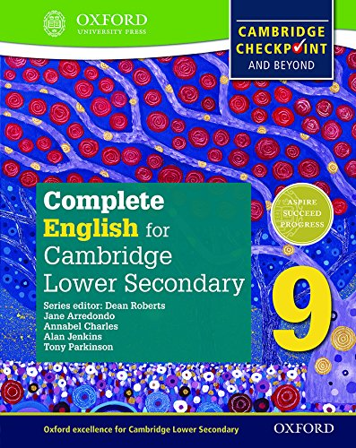 9780198364672: Complete English for Cambridge Lower Secondary Student Book 9: For Cambridge Checkpoint and beyond