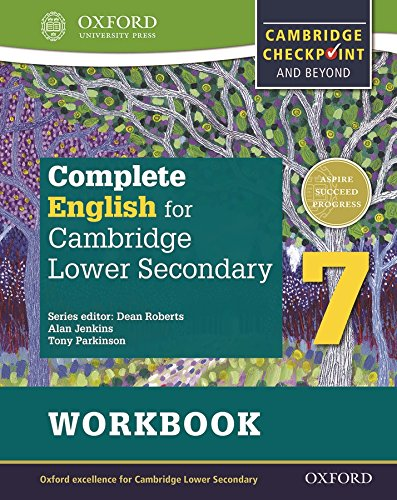 Complete English for Cambridge Lower Secondary Student: Jenkins, Alan