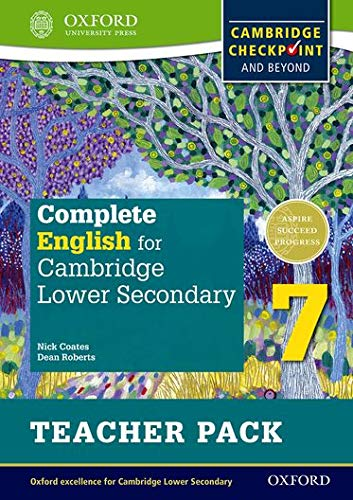 9780198364719: Complete English for Cambridge Lower Secondary Teacher Pack 7: For Cambridge Checkpoint and beyond