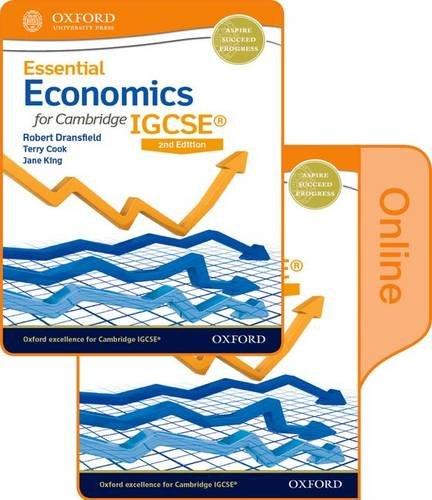 9780198364757: Essential Economics for Cambridge IGCSE (R): Online Student Book