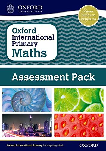 9780198365341: Oxford International Primary Maths: Assessment Pack