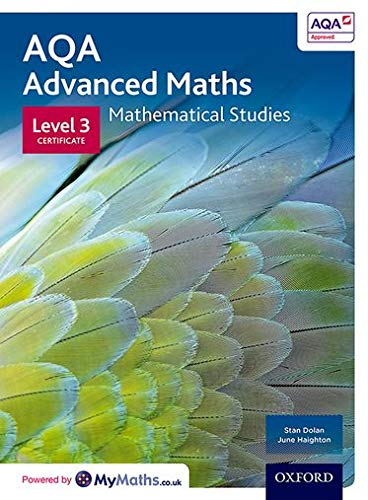 9780198365938: AQA Mathematical Studies Student Book: Level 3 Certificate