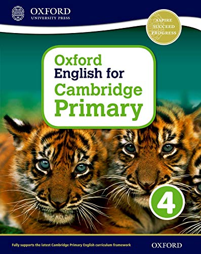 9780198366287: Oxford English for Cambridge Primary Student Book 4