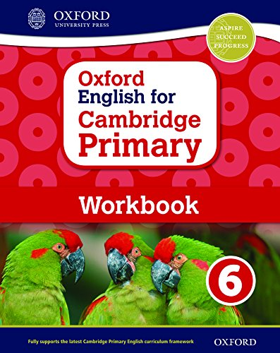 9780198366348: Oxford English for Cambridge Primary Workbook 6 (International Primary)