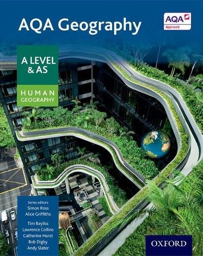 9780198366546: Aqa Geography a Level & as: Human Geography Student Book