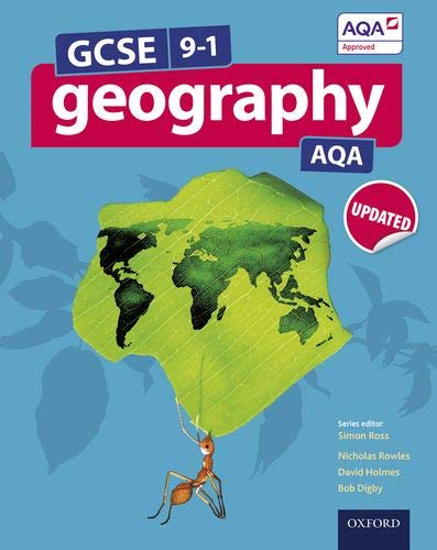 9780198366614: GCSE Geography Aqa Student Book