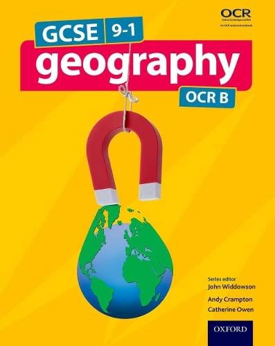Gcse Geography Ocr B Student Book (Paperback): Catherine Owen