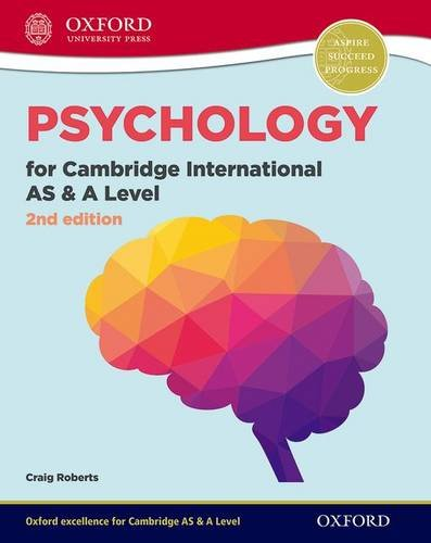9780198366751: Psychology for Cambridge International AS and A Level (9990 syllabus): Print and Online Student Book Pack