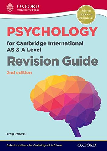 9780198366799: Psychology for Cambridge International as and a Level Revision Guide