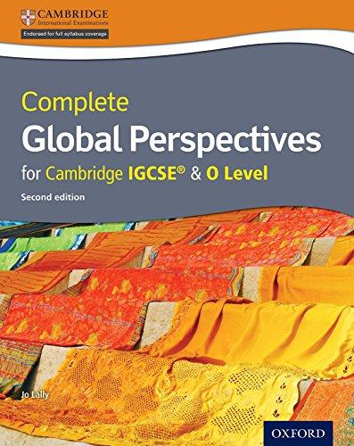 9780198366812: Complete global perspectives for Cambridge IGCSE. Student's book. Con espansione online. Per le Scuole superiori