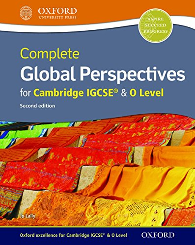 9780198366812: Complete Global Perspectives for Cambridge IGCSE (CIE IGCSE Complete Series)