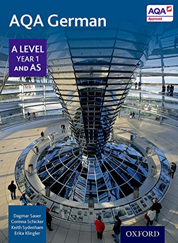 9780198366898: Aqa a Level Year 1 and as German Student Book
