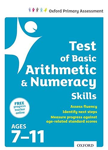 9780198367086: Test of Basic Arithmetic and Numeracy Skills