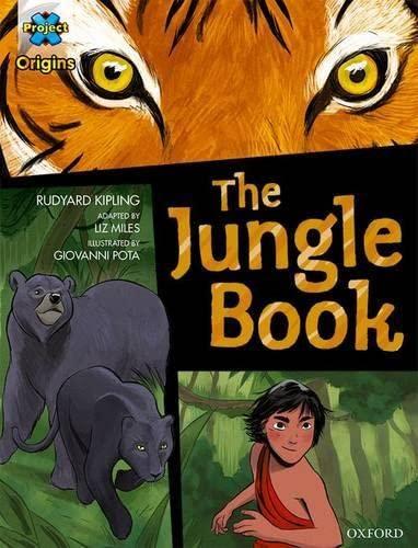The Jungle Book: Rudyard Kipling, Liz