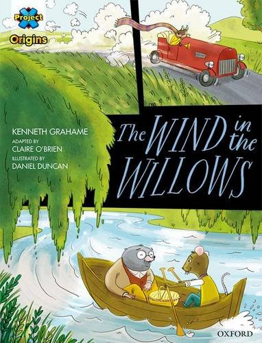 The Wind in the Willows: Kenneth Grahame, Claire