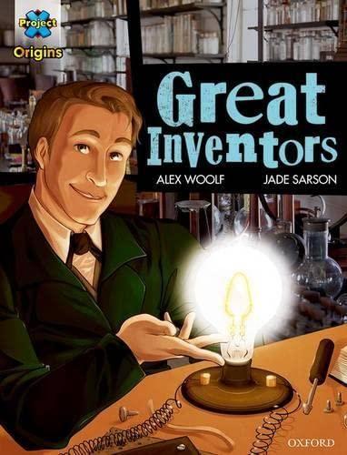 Great Inventors: Alex Woolf, Jade