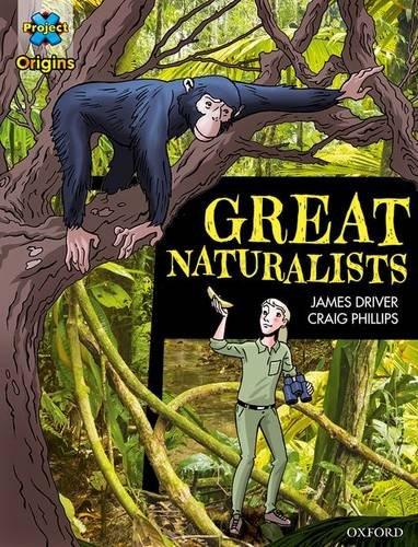 Great Naturalists: James Driver, Craig