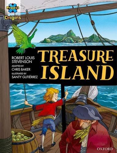 Tresure Island: Robert Louis Stevenson,