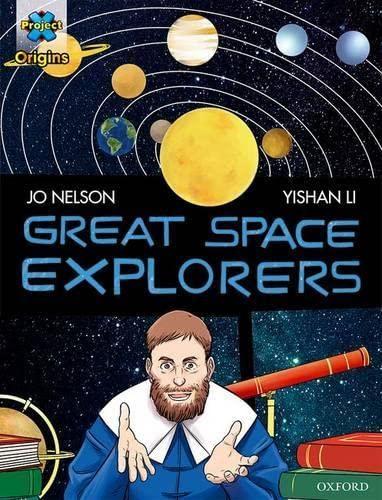 Great Space Explorers: Jo Nelson, Yishan